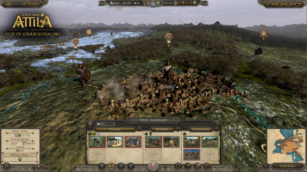 Total War Attila Charlemagne Screen 4