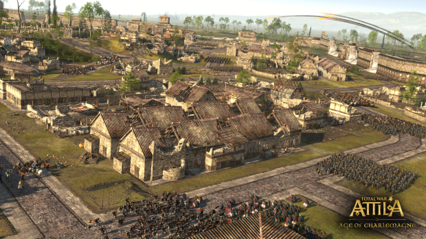 Total War Attila Charlemagne Screen 5