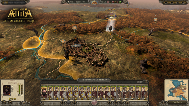 Total War Attila Charlemagne Screen 7