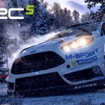 WRC 5 Test Review Screen Logo