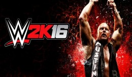 WWE 2K16 Test Review logo