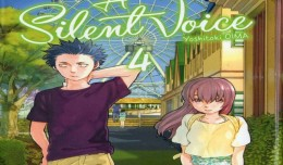 a silent voice tome 4 critique cover