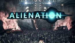 alienation preview housemarque playstation 4 logo