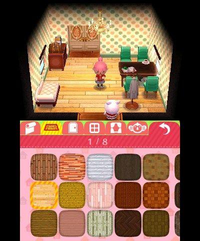 Animal Crossing Happy Home Designer Test N