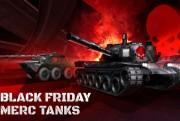 armored warfare black friday logo