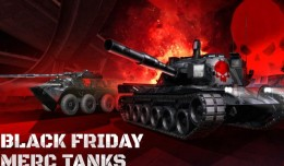 armored warfare black friday logo