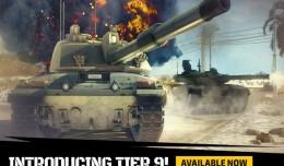 armored warfare mise à jour 0.11 tier 9