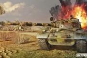 armored warfare t62 char vétéran