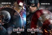 Choisissez votre camp, le combat entre Super Héros commence!
