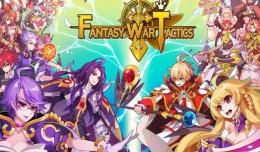 fantasy war tactics logo
