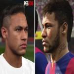 """FIFA 16 propose des graphismes travaillés, certes... mais en face il y a PES 2016 et son FOX Engine quasiment """"photo-réaliste"""""""