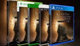 game of thrones telltale games version boite logo