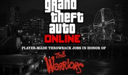 gta online the warriors logo