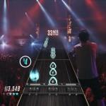 L'intégration HD est incroyable de netteté et le jeu de scène est totalement crédible. Jamais l'immersion visuelle n'aura été aussi intense dans un Guitar Hero!