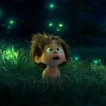 Même les personnages du film sont impressionnés par la beauté de celui-ci