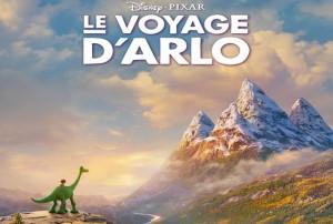 le voyage d'arlo critique ciné review logo