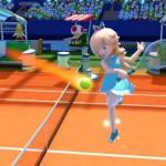 Graphiquement et malgré son unique stade, ce Mario Tennis Ultra Smash est une réussite... dommage que la foule se montre si timide niveau ambiance, par contre