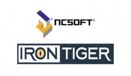 ncsoft iron tiger logo