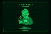 pip-boy fallout application ios android logo