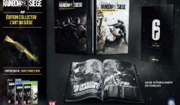 rainbow six siege art du siege collector logo