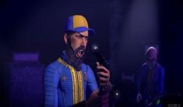 rockband 4 fallout 4 abri 111 vault suit costume logo