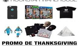 rockstar warehouse promo thanksgiving