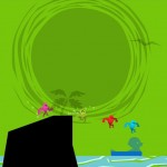Runbow base son gameplay sur le changement de couleurs, ça se voit non?