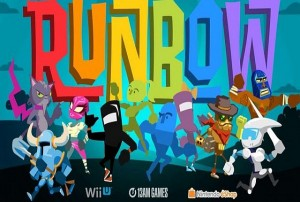 runbow test review logo