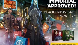 skyforge black friday pack nécromancien logo
