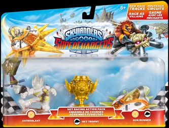 skylanders superchargers racing pack astroblast