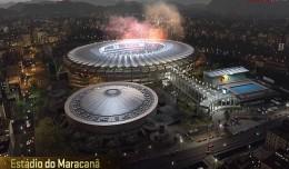 stade maracana pes 2016