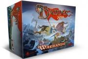 the banner saga warbands board game box