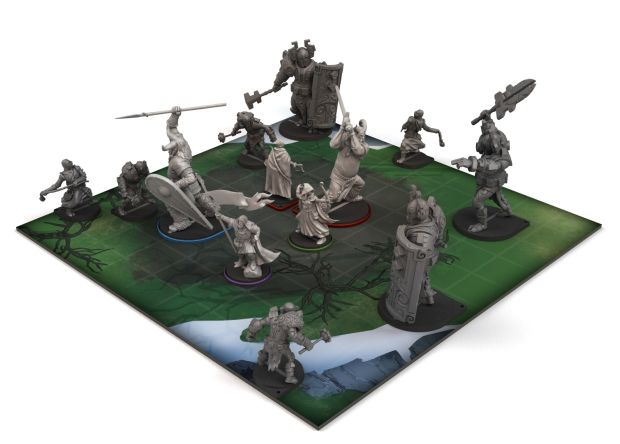 the banner saga warbands board game