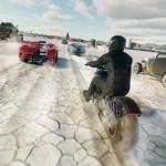 La mise à jour graphique est impressionnante, et l'ajout des motos redynamise le gameplay