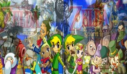 the legend of zelda phantom hourglass spirit tracks wii u review logo
