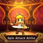 Link devient une victime de la mode dans ce nouveau Zelda!