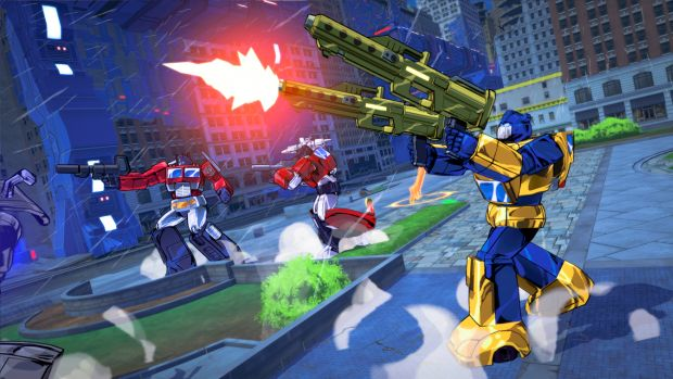 transformers devastation goldfire