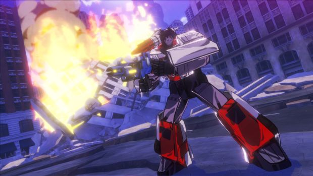 transformers devastation red alert