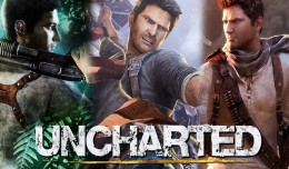 uncharted the nathan drake collection logo
