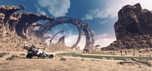 xenoblade chronicles x launch screen 4