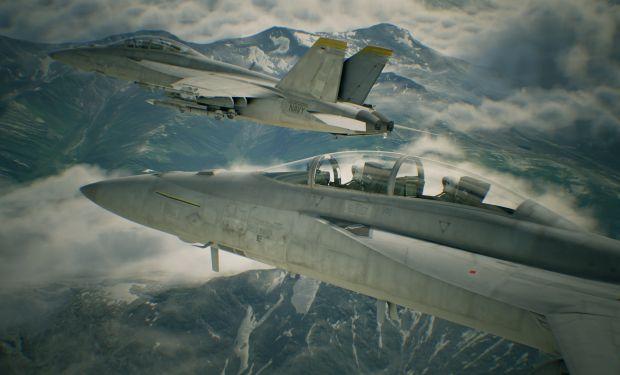 Ace Combat 7 Screen 2
