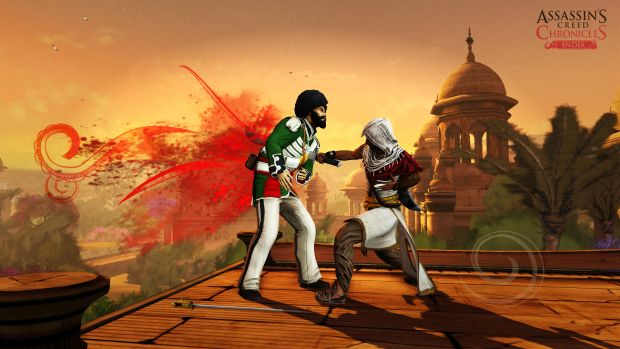 Assassin's Creed Chronicles India Screen 2