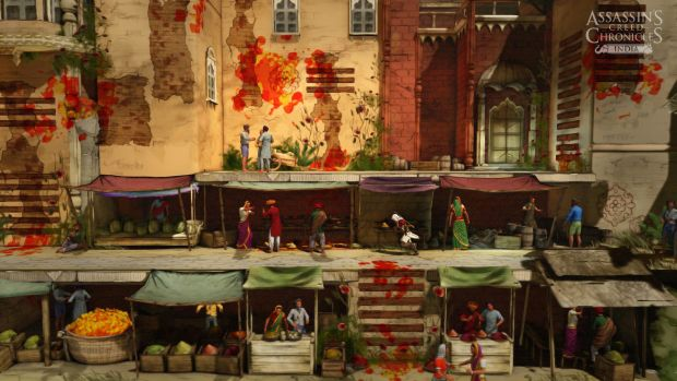 Assassin's Creed Chronicles India Screen 4