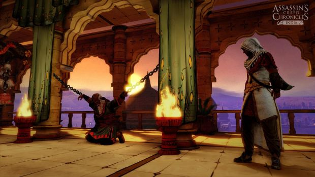 Assassin's Creed Chronicles India Screen 6