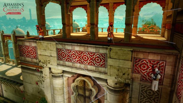 Assassin's Creed Chronicles India Screen 8