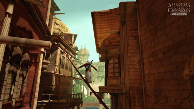 Assassin's Creed Chronicles India Screen 9