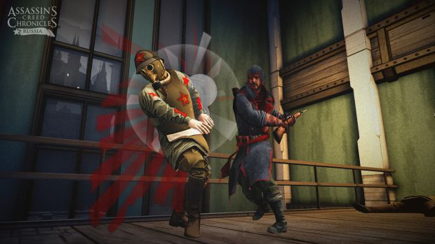 Assassin's Creed Chronicles Russia Screen 1