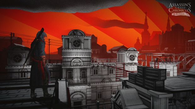 Assassin's Creed Chronicles Russia Screen 4
