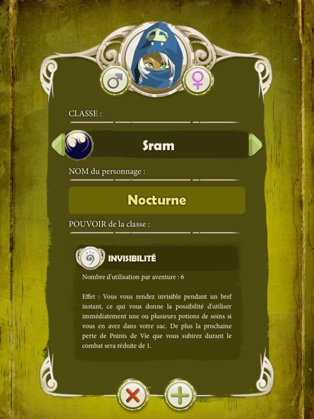 DOFUS Emeraude Screen 1