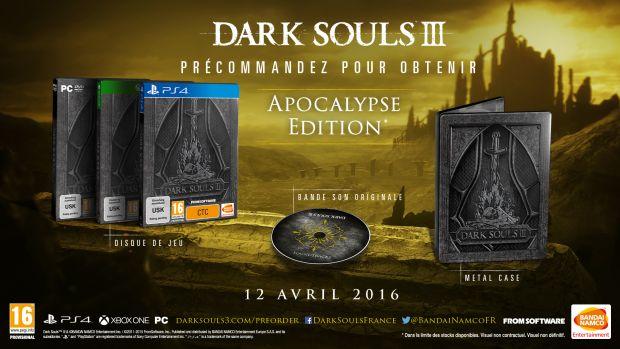 Dark Souls III Apocalypse Edition